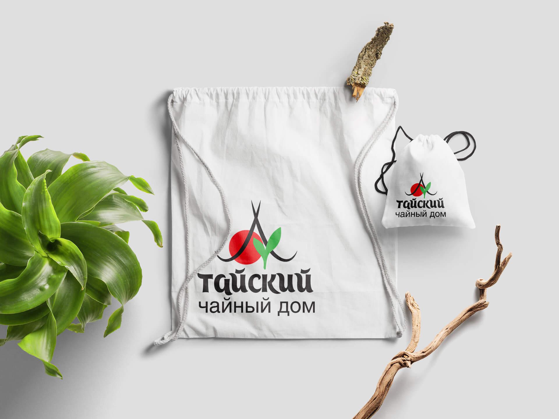 Тайский Чайный Дом, брендинг 4