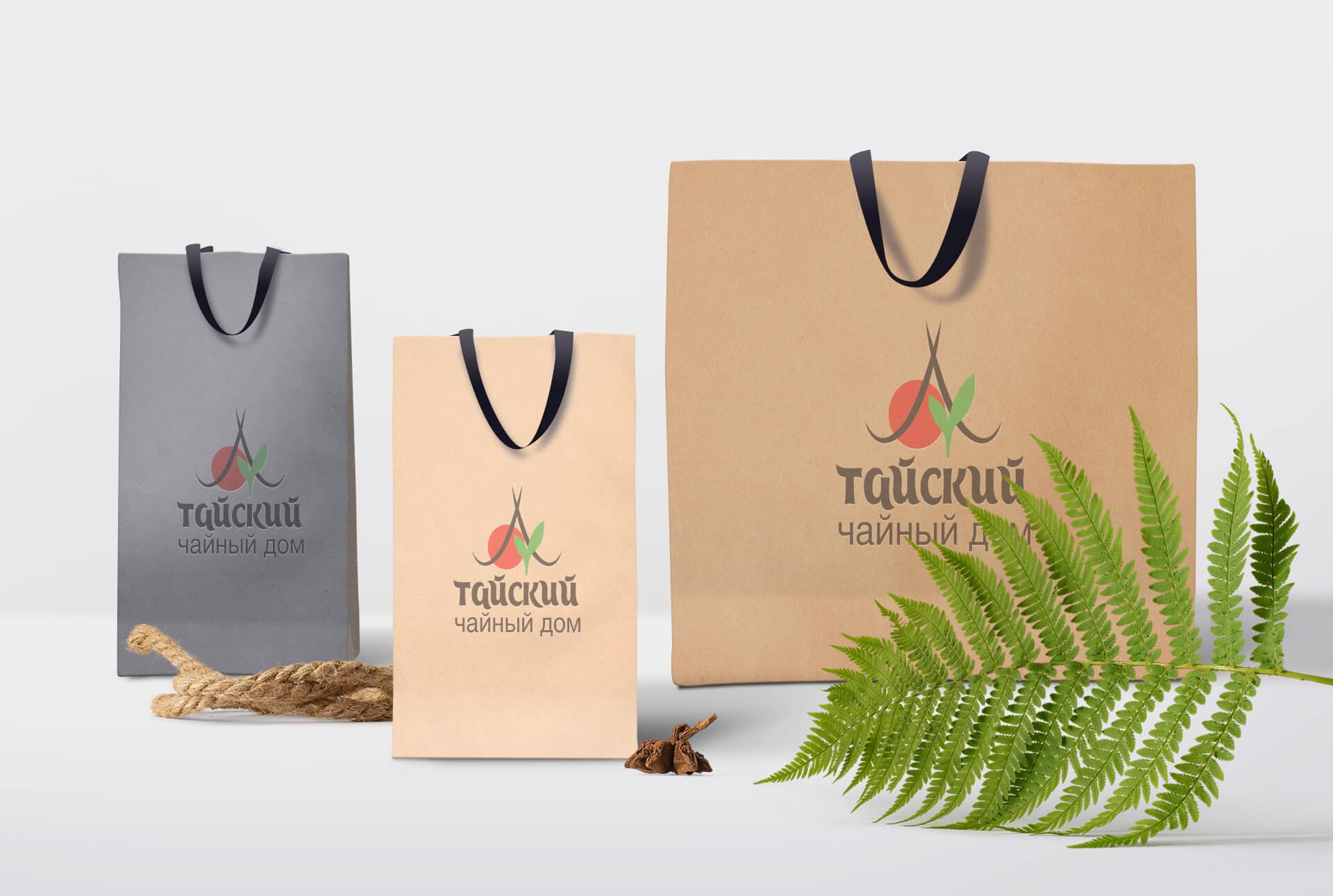 Тайский Чайный Дом, брендинг 6